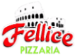 Fellice Pizzaria Logotipo